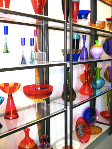 Glassware by Nadal Glass