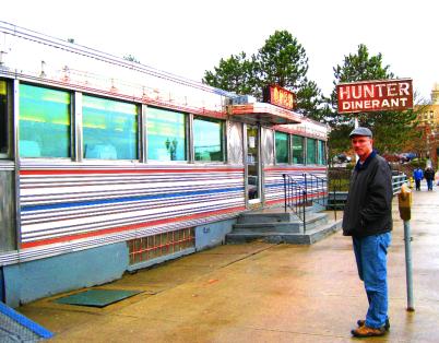Hunter's Dinerant, Auburn NY