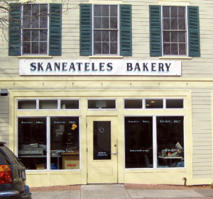 Downtown Skaneateles New York