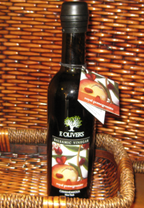 Try the delicious balsamic vinegars at F. Olivers