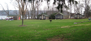 Camp Onanada, Canandaigua lake