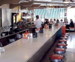Connie's Diner, Waterloo