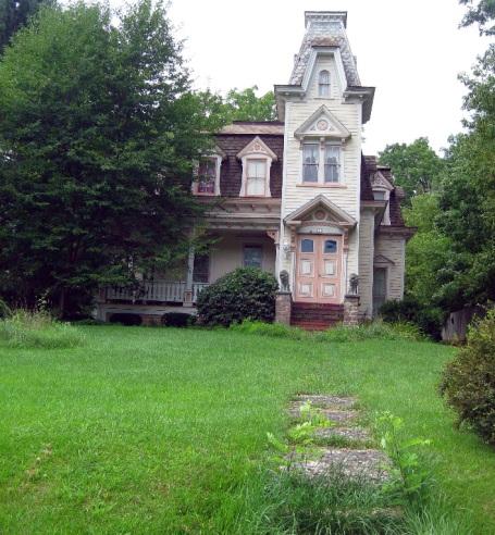 Victorian House, Naples NY