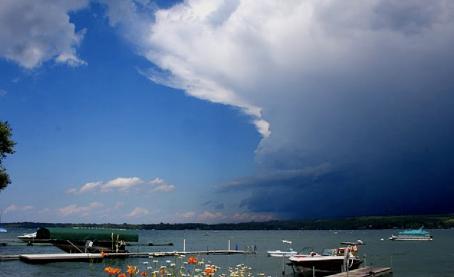 Skaneateles Thunderstorm