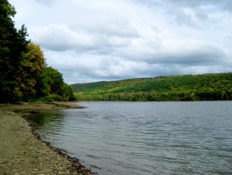 Canadice lake, Finger lakes