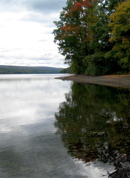 Finger lakes, canadice