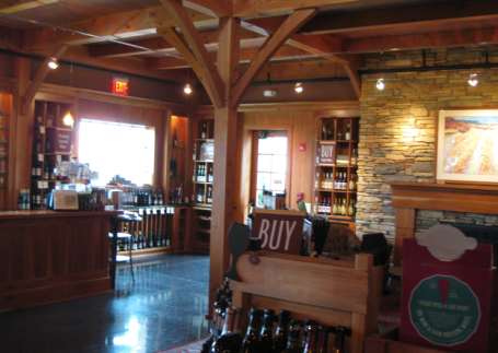 New York State Wine and Culinary Center