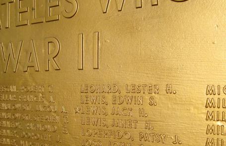 Skanealteles War Memorial