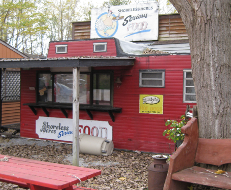 Shoreless Acres Cantina