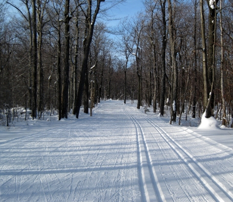 Bristol Mountain nordic
