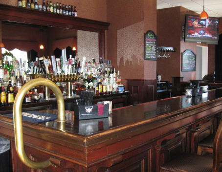 Seneva Falls, restaurant
