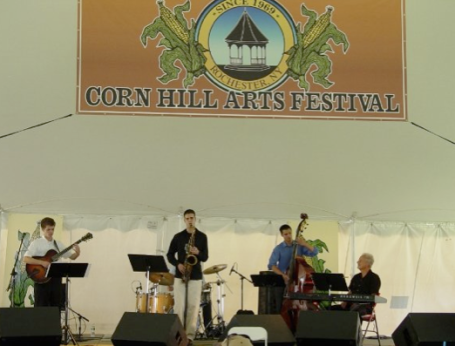 Live Music at Corn Hill