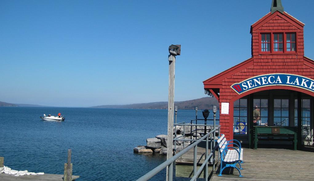 Image result for summer on seneca lake