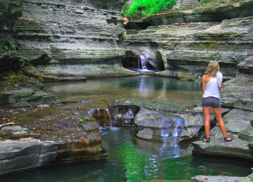 Buttermilk Falls — See Why Ithaca is Gorges | Finger Lakes ...