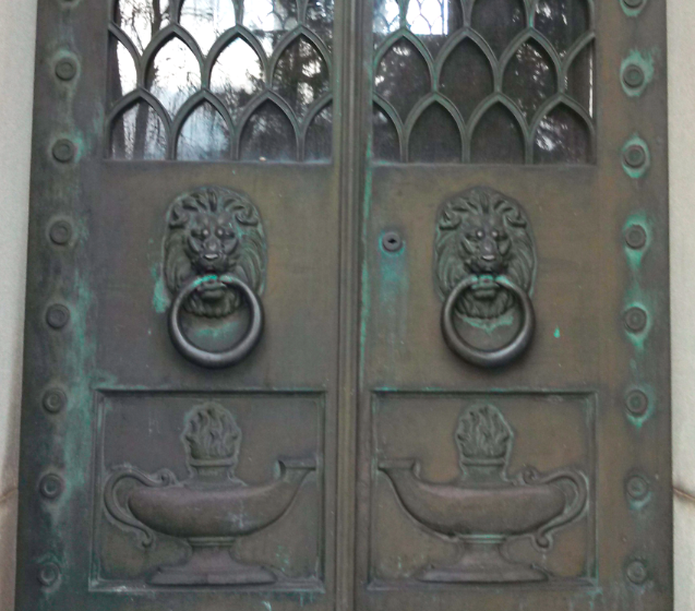 Bronze Mausoleum Doors & Hike + History \u003d Mt Hope Cemetery | Finger Lakes Summer\u0027s Blog