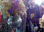Colorful, tasteful decor
