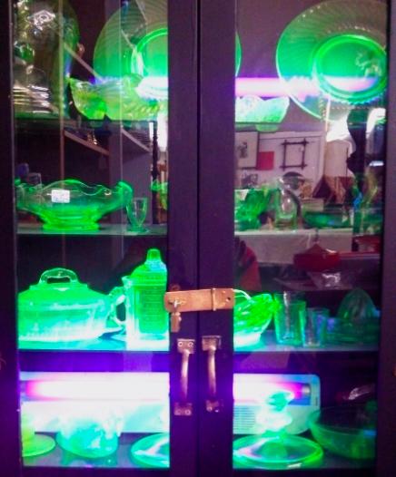 Vasoline Glass