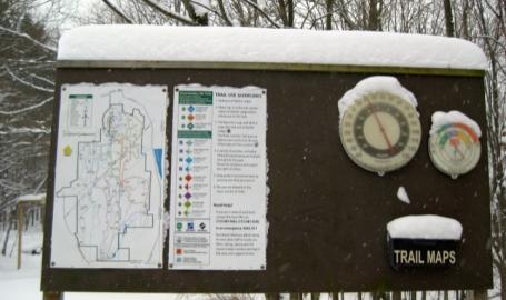 TrailMap_Highland Forest