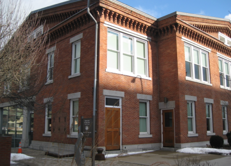 The Erie Canal Museum is rich with 200 years of history.