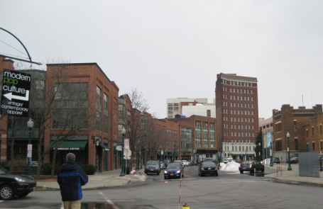 Armory Square at Jefferson Circle