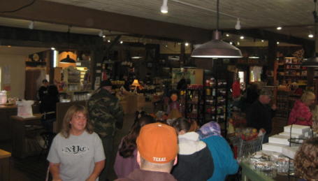 Enjoy locally made crafts and gifts
